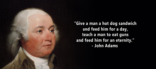 Great Founding Father Quote Memes For The Gun Control Debate Stunning Gun Control Quotes
