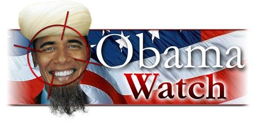 Obamawatch logo