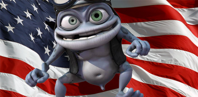 Trump Outrages Left and Right With Tweets About Crazy Frog ...