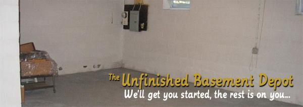 unbelievable deals at the unfinished basement depot. Black Bedroom Furniture Sets. Home Design Ideas