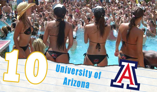 U of A, not to be confused with ASU (Arizona's college for sex offenders), ...