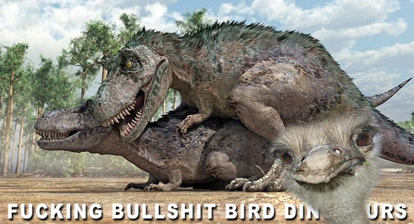 Science Wants To Ruin All Dinosaurs