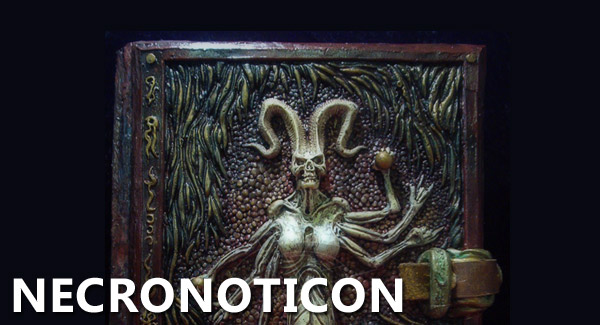 The Necronomicon as Imagined By Other Authors