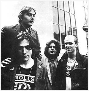 Unlike Most Actual Saints Or Other 70s Punks The Would Make It To Middle Age Intact