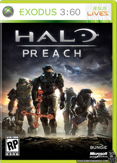 Religious Video Games!