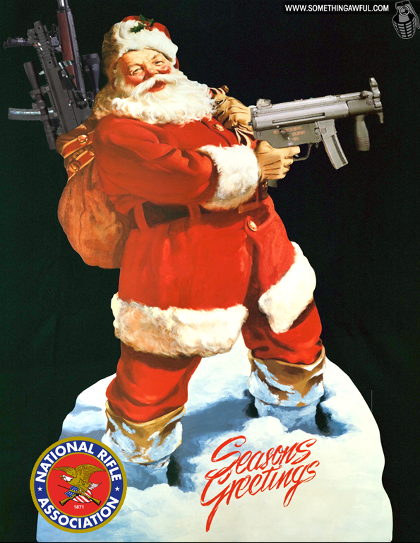 Nra Christmas Cards 2020 NRA Christmas Cards