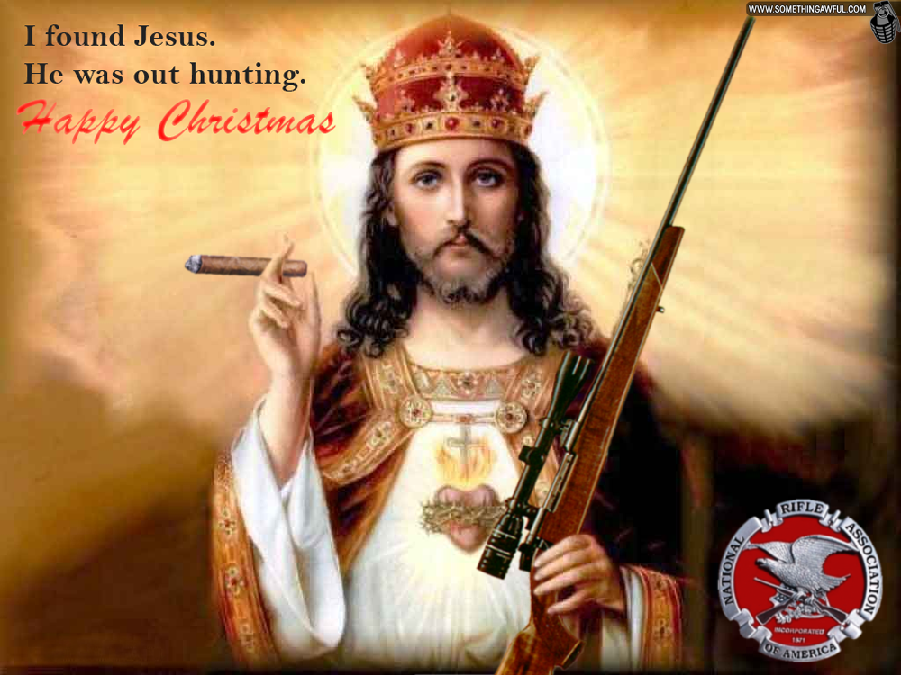 nra christmas cards