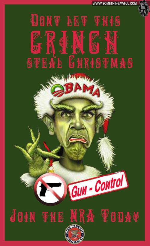 NRA Christmas Cards