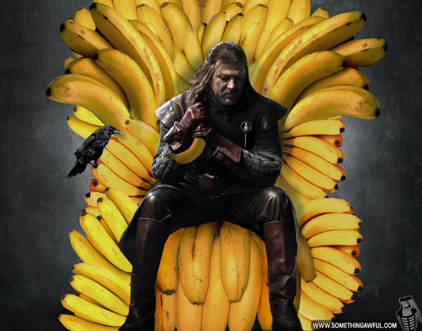 Replace Swords With Bananas Part 1 Of 2