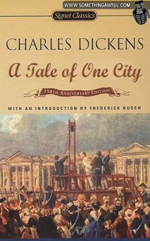 the plot of the novel a tale of two cities by charles dickens