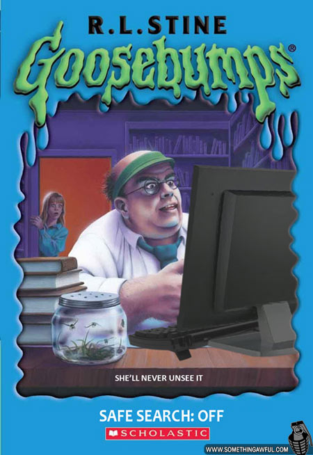 How To Make A Book Cover For Episode : Modernize goosebumps books