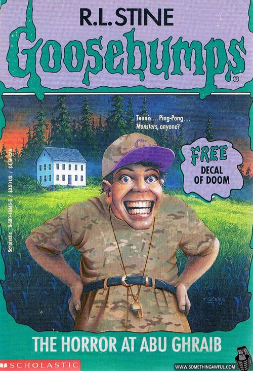 Modernize Goosebumps Books!