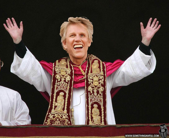 pope busey