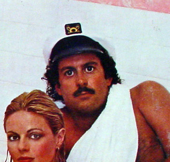 Captain From Captain Amp Tennille Is Terrifying