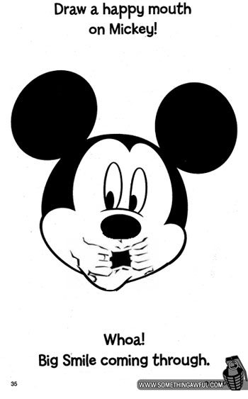 Draw mickey 39 s mouth for How do you draw a mouse