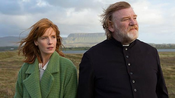 Honestly, I'd watch two hours of Brendan Gleeson watching a sunset.