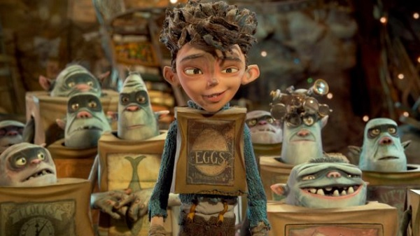 The BoxTrolls tried for years to beat the Dreamworks Face out of him, but to no avail.