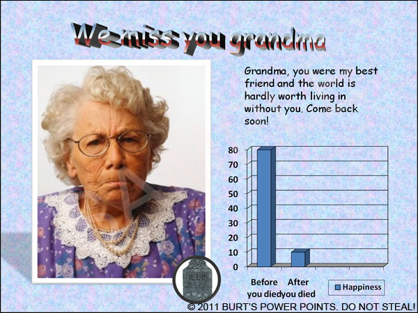 How I Lost My Grandma Because of Work