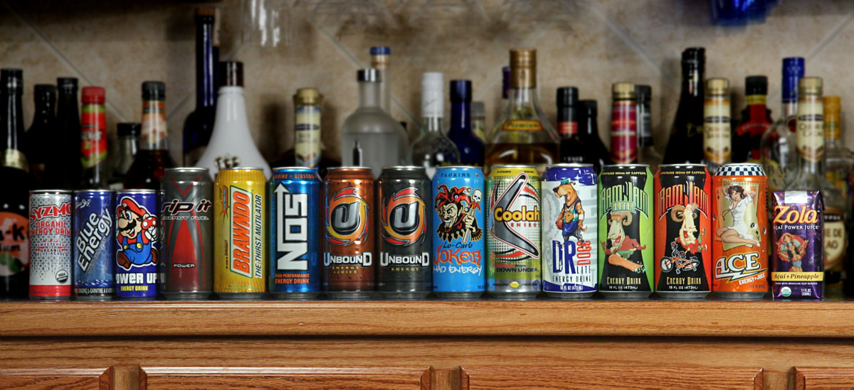 Literature review of energy drinks