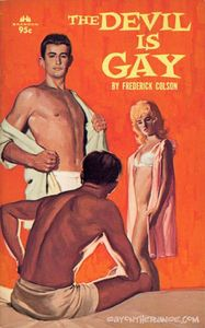 devilisgaysmall ... it was a computer glitch that caused the scarlet strike of gay books.