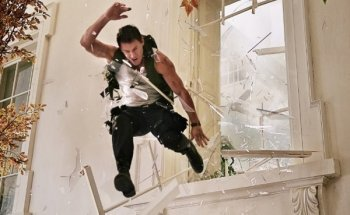 Channing Tatum escapes a meeting about GI Joe 3.
