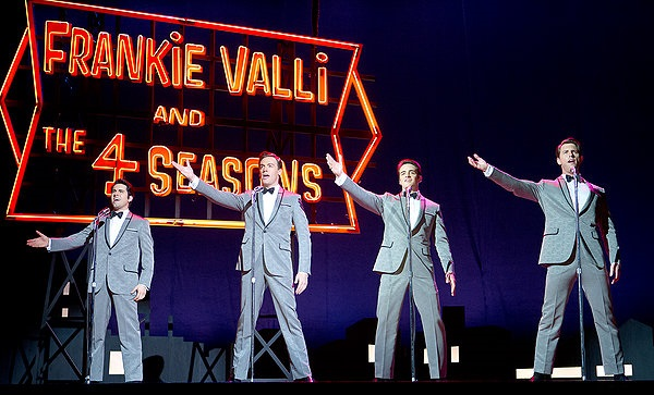 Introducing Frankie Valli and The Four Peewees!