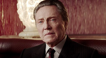 Some guys are from the old neighborhood. Christopher Walken IS the old neighborhood!