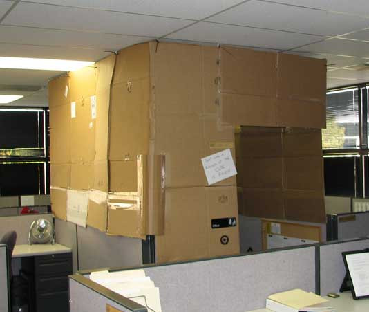 More Pranks In The Workplace