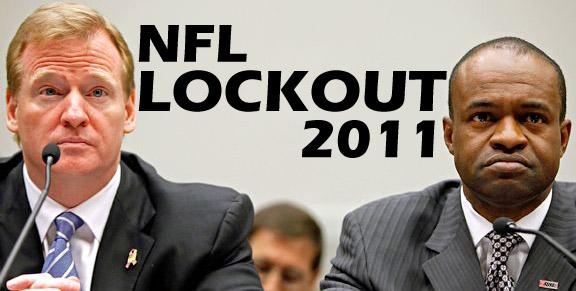 Timeline of 2011 NFL Lockout
