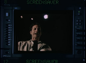 The Kirk Cameron Facial Gymnastics Screensaver never caught on, somehow.