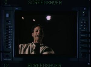 The Kirk Cameron Facial Gymnastics Screensaver never caught on, somehow.