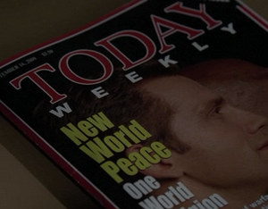 Today Weekly - The Official Magazine of Yesterday's Tomorrow!