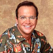 Tom Arnold has no relevance here except that he is wearing more clothes than most delivery customers.
